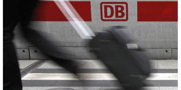 Betrunkener von Zug mitgeschleift