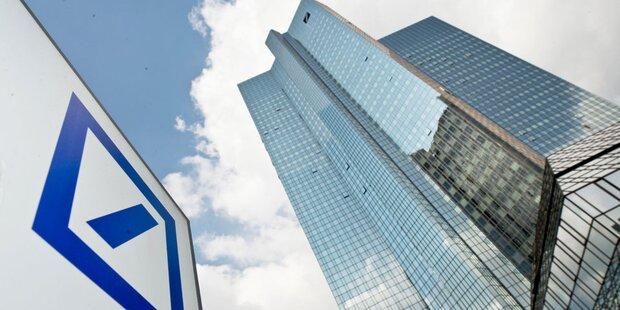 Deutsche Bank streicht rund 18.000 Jobs
