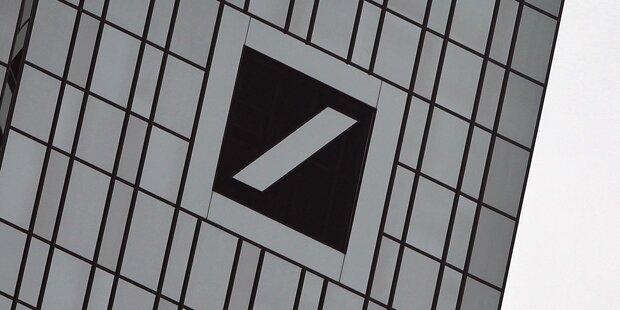 Deutsche Bank schreibt erneut Milliardenverlust