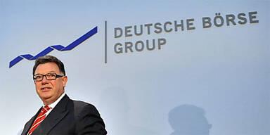 Deutsche Börse & NYSE Euronext vor Fusion