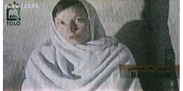 Deutsche Geisel in Afghanistan ist hochschwanger
