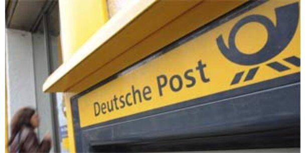 Deutsche Post will bis 2011 Postämter verkaufen
