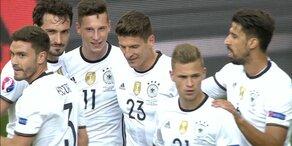 Highlights: Deutschland vs. Slowakei
