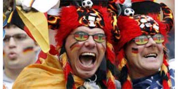 40.000 deutsche Fans zum heutigen Spiel erwartet