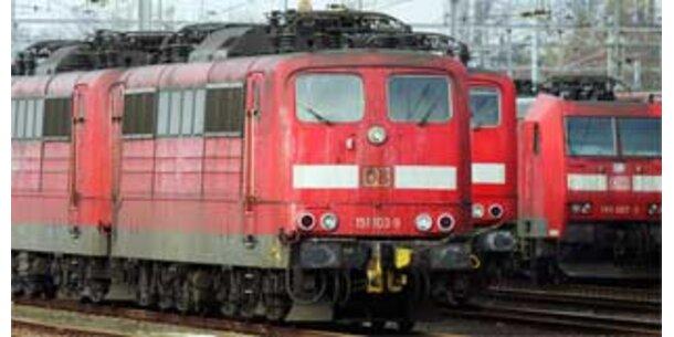 Tarifverhandlungen zwischen Bahn und GDL auf Eis