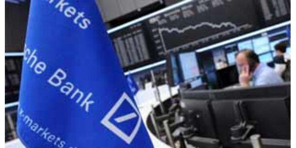 Deutsche Bank meldet Milliardenverlust