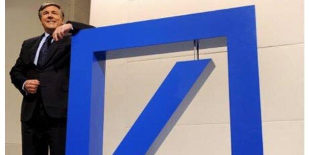 Deutsche Bank fährt Milliardengewinn ein