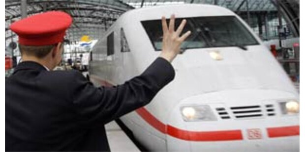 Keine Privatisierung der Bahn nach SPD-Modell