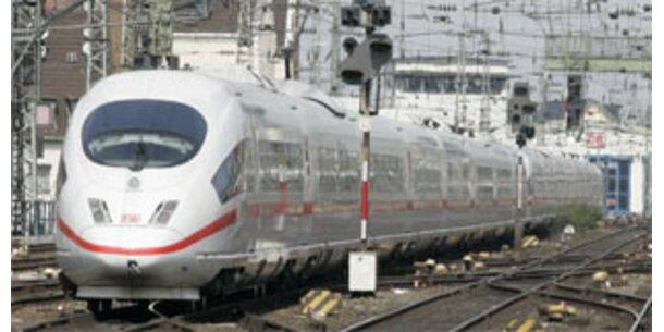 Auch Deutsche Bahn hat Mitarbeiter überwacht