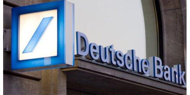 Milliardengewinn für die Deutsche Bank
