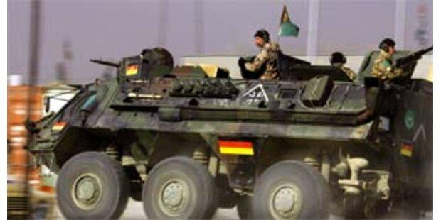 NATO fordert von Deutschland 250 Soldaten