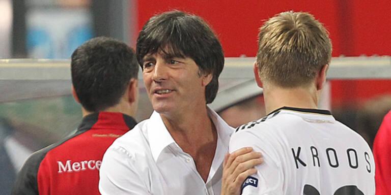 Lockerer Auswärtssieg für Deutschland