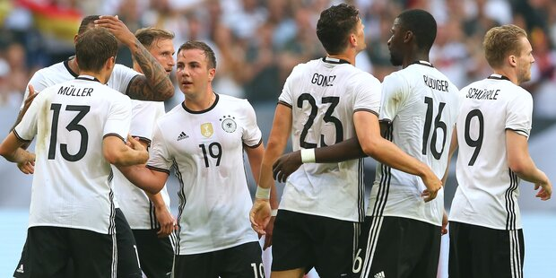 Deutschland ohne Khedira im EM-Halbfinale