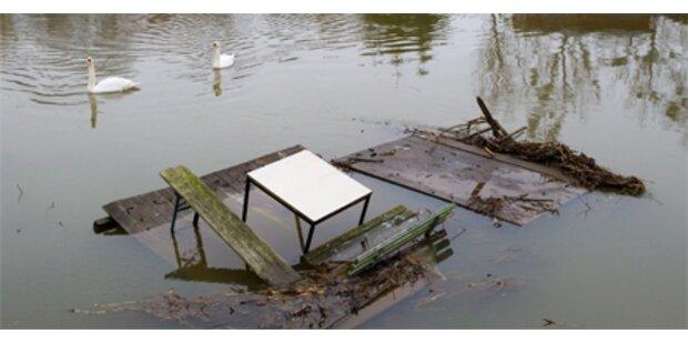 Dramatische Hochwasser-Lage in Deutschland