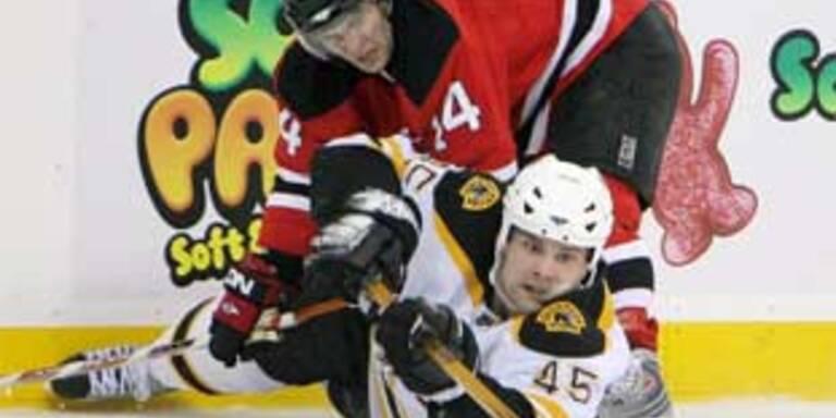 New Jersey Devils - Boston Bruins
