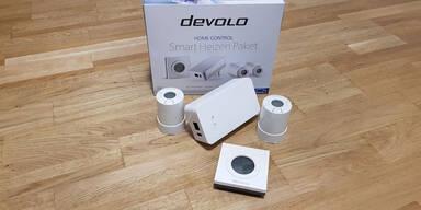"""Smart Home """"Heizen""""-Paket von Devolo im Test"""
