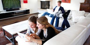 Highspeed-Internet im gesamten Zuhause