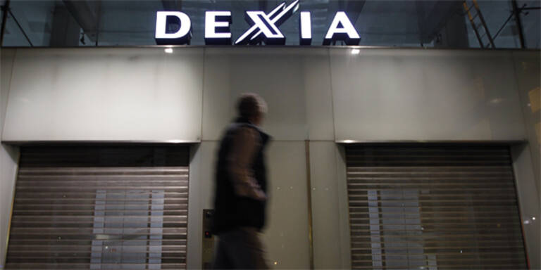 Problem-Bank Dexia wird verstaatlicht