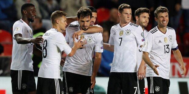 DFB-Star lobt Merkel und kassiert Shitstorm