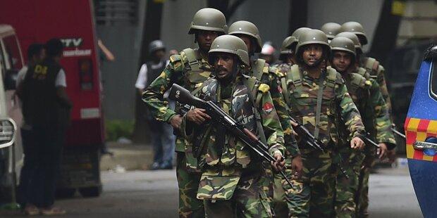 Geiselnahme in Dhaka beendet: 20 Zivilisten tot