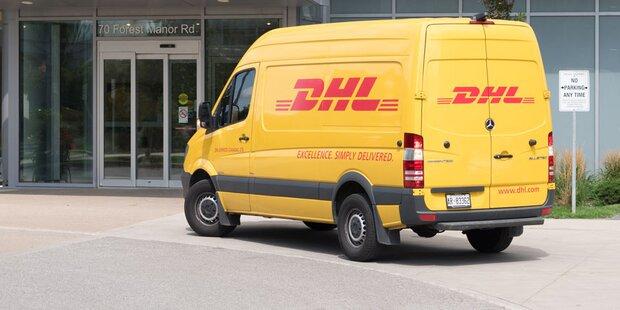 DHL übersiedelt von Wien nach Schwechat