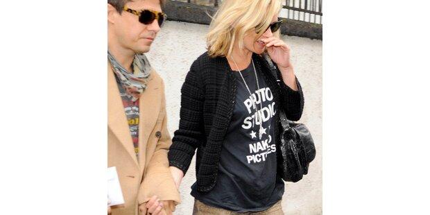 Kate Moss: Kommen jetzt Baby und Hochzeit?
