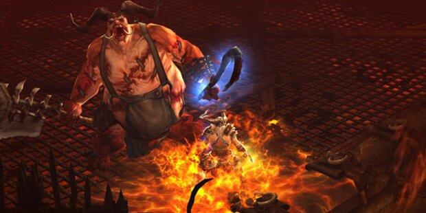 Diablo 3: Jetzt auch Accounts geknackt