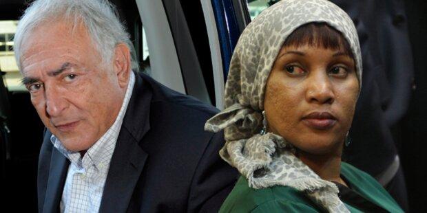 Strauss-Kahn zahlt 1,5 Millionen an Diallo
