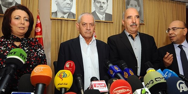 Friedensnobelpreis für Tunesisches Dialogquartett