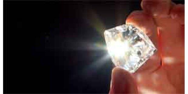 Diamanten in Millionenwert am Flughafen Brüssel erbeutet