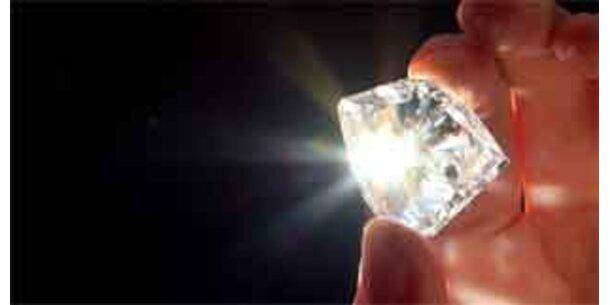 Riesen-Diamant wird versteigert