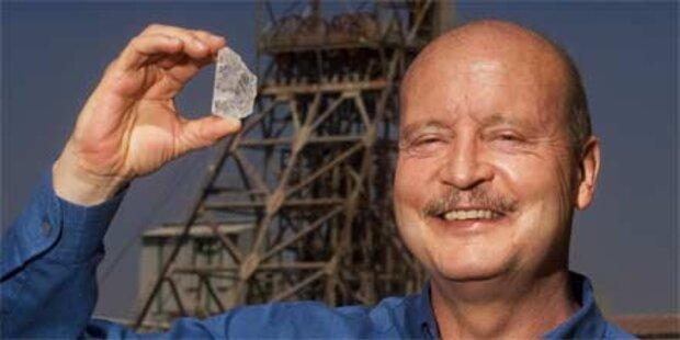 25-Millionen-Diamant wechselt Besitzer