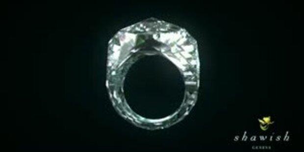 Glanzstück: Das ist der 53 Millionen Ring