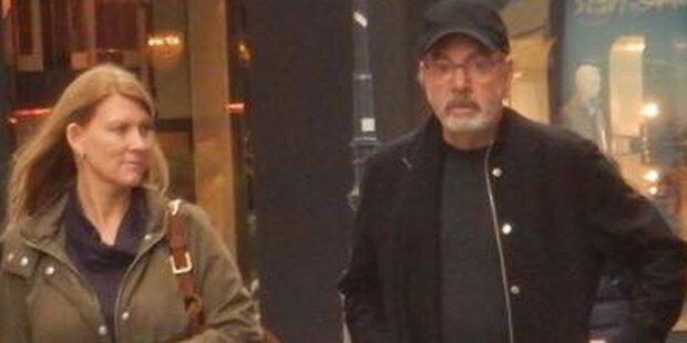 Hier spaziert Neil Diamond in Wien