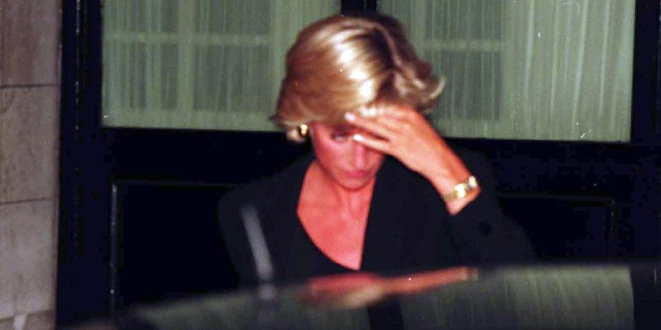 Diana vor Ritz