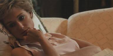 """Erstes """"The Crown""""-Foto von Elizabeth Debicki als Prinzessin Diana"""