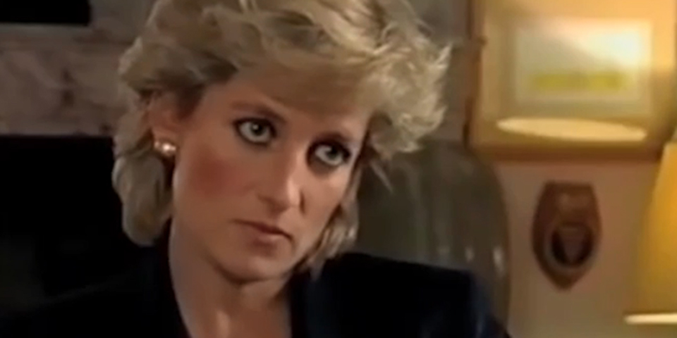 Lady Diana Interview
