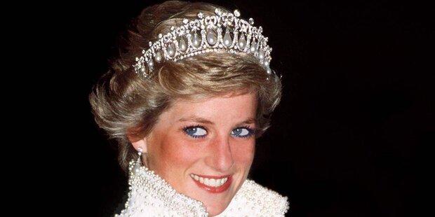Traurig: Darum musste Lady Diana sterben