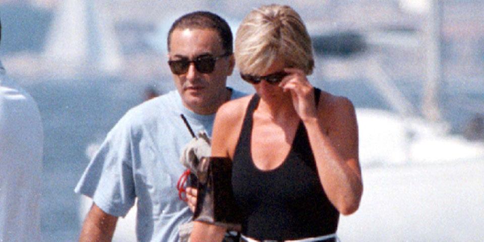 Diana Dodi Urlaub