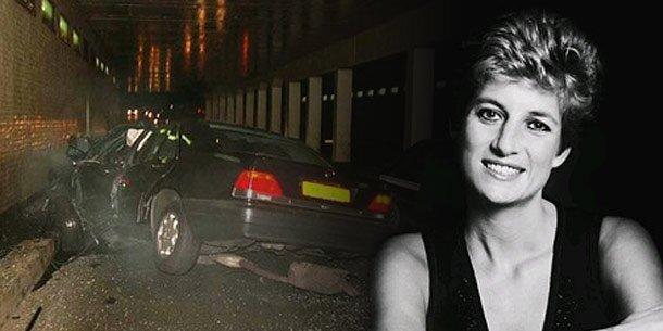 Diana Unfall