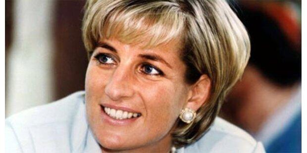Noch immer Blumen für Diana