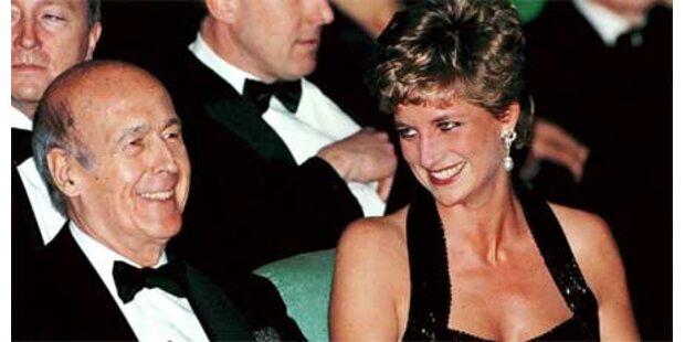 Hatte Lady Di Affäre mit Präsidenten?
