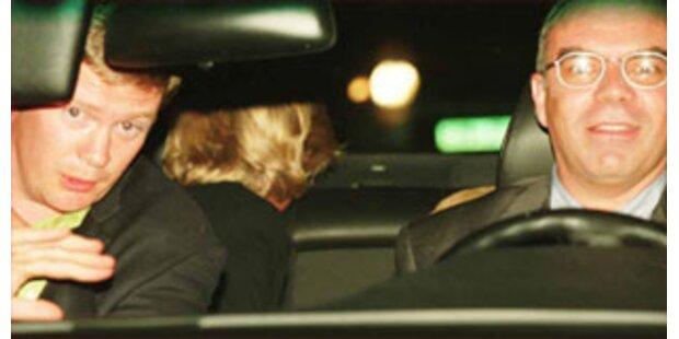 Dianas Fahrer soll ein Raser gewesen sein