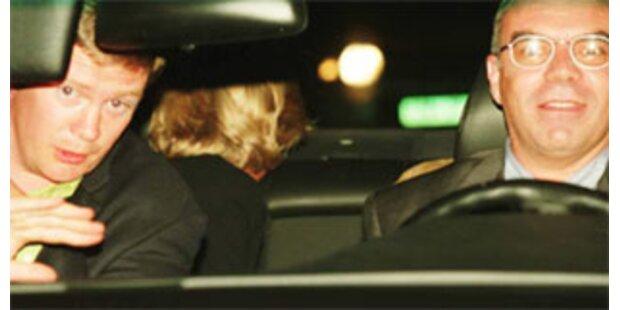 Dianas Fahrer hatte Geheimdienst-Kontakte