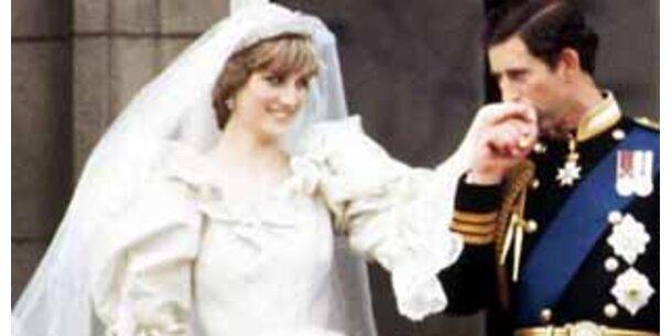 Hochzeitskuchen von Charles und Di versteigert