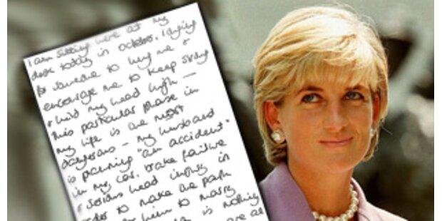Plante Charles Dianas Unfalltod?