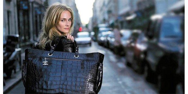 Diane Kruger wirbt für Chanel-Schmuck