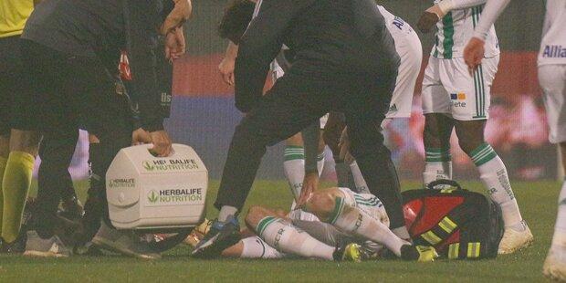 Pechvogel Dibon erneut verletzt?