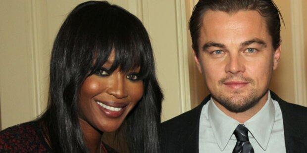 DiCaprio & Campbell: Läuft da wirklich was?