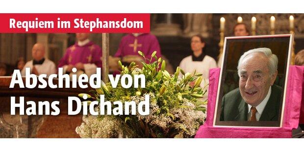 Wien verabschiedet sich von Dichand